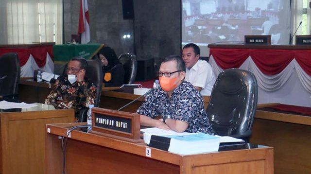 Wakil Ketua DPRD Kota Sukabumi, Wawan Juanda