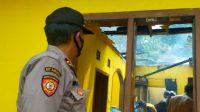 ebakaran hebat di Kampung Batu Reok Desa Mayak Kecamatan Cibeber