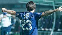Gelandang Persib Bandung, Marc Klok