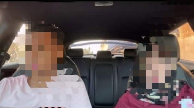youtuber mesum di mobil