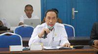 Sekretaris Daerah Kabupaten Sukabumi Ade Suryaman
