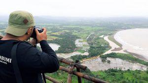 Geopark Ciletuh, Kabupaten Sukabummi