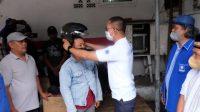 helm hasil dari daur ulang serat kelapa sawit