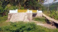 jembatan di Desa Cibokor Kecamatan Cibeber