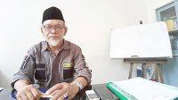Sekretaris MUI Kota Sukabumi, Muhamad Kusoy
