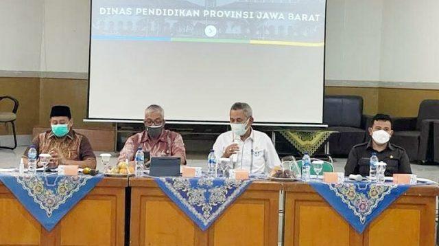 Sekretaris Komisi V DPRD Provinsi Jawa Barat, M Jaenudin