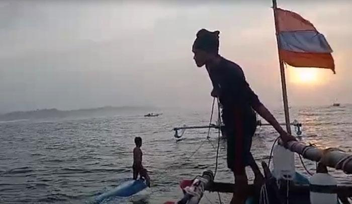 Nelayan asal Sukabumi
