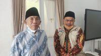 Ketua MUI Kabupaten Sukabumi Oman Komarudin