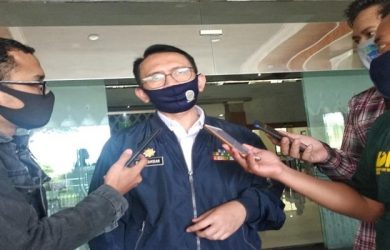 Penjabat Bupati Bekasi Dani Ramdan