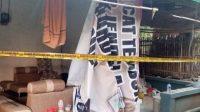 TKP Neni ditemukan tewas, Kelurahan Sertajaya, Cikarang Timur, Sabtu (23/10). (ist)