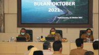 Rapat Dinas Pemkab Sukabumi