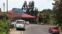 Restoran legendaris Rindu Alam di kawasan Puncak