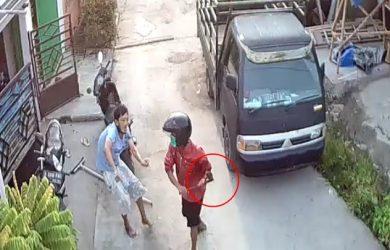 Rekaman CCTV