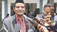 Wakil Ketua DPRD Kabupaten Sukabumi Yudi Suryadikrama