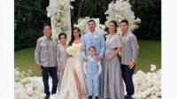 Jessica Iskandar resmi menikah